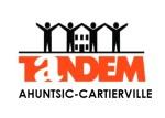 Tandem Ahuntsic-Cartierville Logo